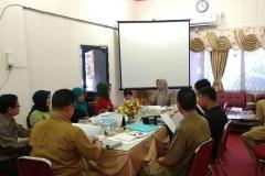 Rapat Fasilitasi Pembentukan Kelompok Informasi Masyarakat Tahun 2018