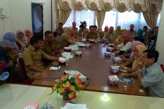Rapat Koordinasi Antar OPD dan KIM Tahun 2019